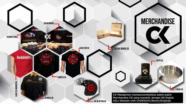 Beli Merchandise CK