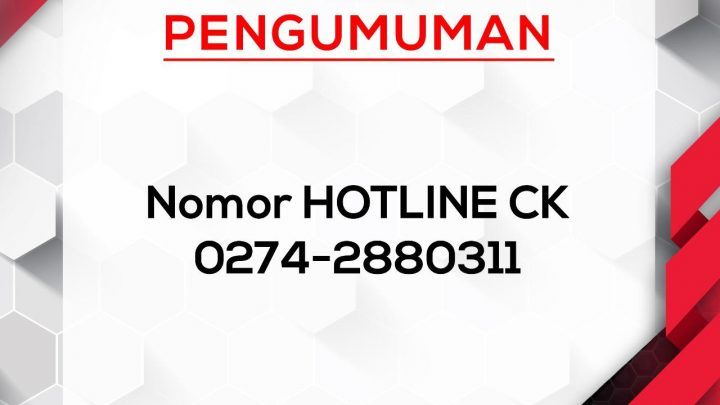 Nomor Hotline CK